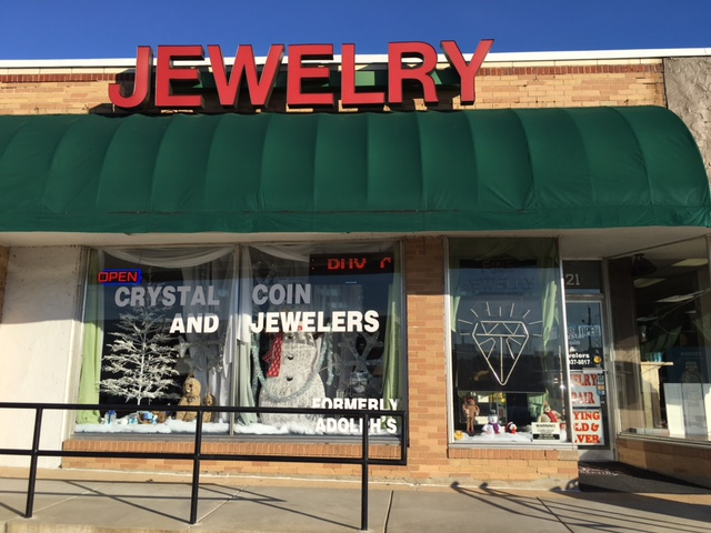 Festus jewelry store sign
