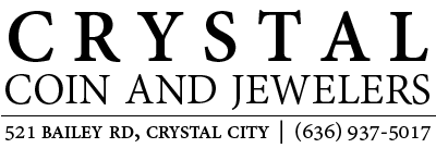 Crystal Coin And Jewelers